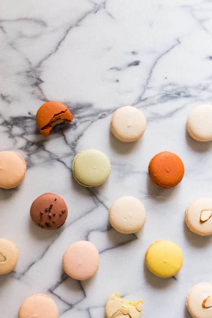 An Awesome French Macarons Recipe For You