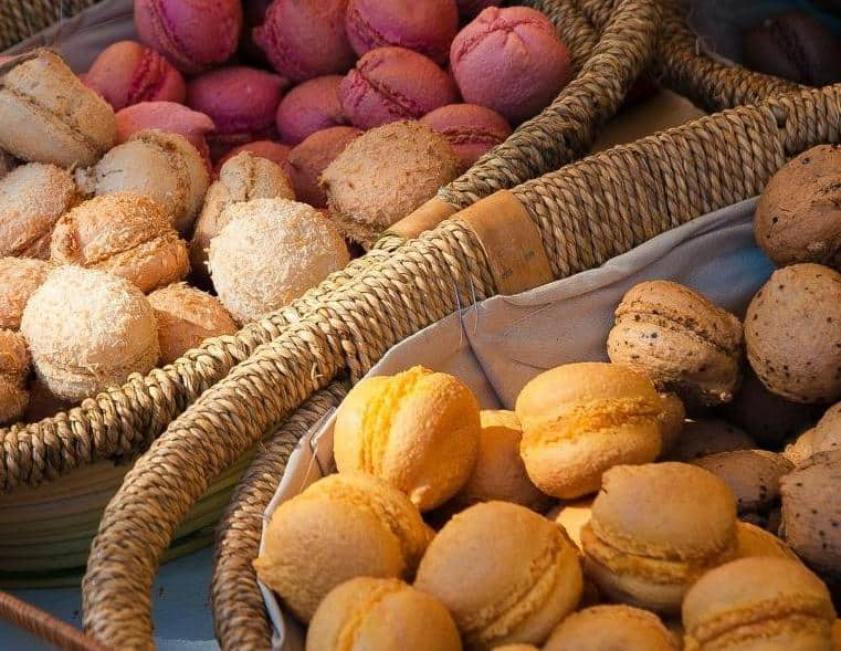 Easy French Macarons Recipe